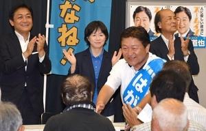 2019参院選  芳賀道也(はがみちや)が無所属ごっこで山形県民を騙しにかかっている