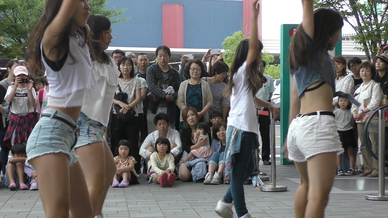 JCダンス~可愛らしい女子中学生の踊り