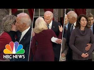 米大統領選:バイデンのロリコン具合とセクハラがキモすぎる...creepy Joe Biden