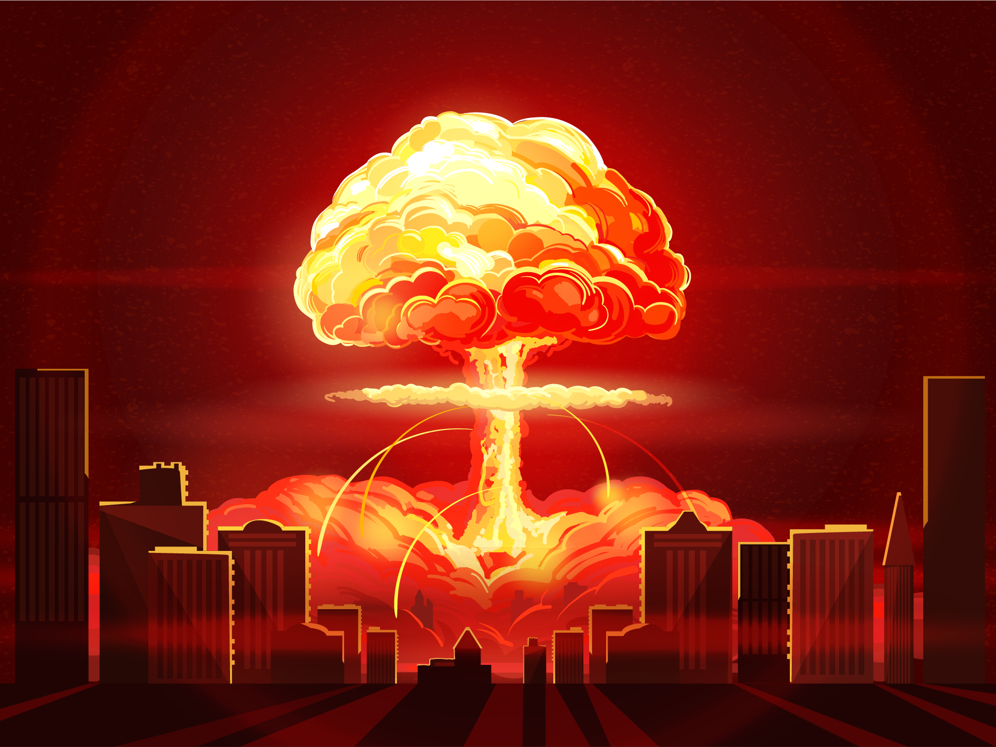 ヨハネの黙示録?世界各地で相次ぐ大爆発...各国の頭文字をつなぐと....