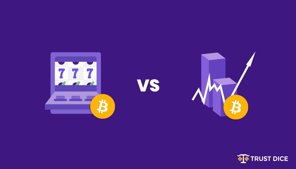 ビットコインのカジノはいかがでしょうか。