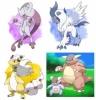 商標からメガポケモン予測 / Potential List Mega Pokemon TD base