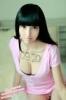 かわ美しい中国のモデル、リン・コートン (林柯彤 LinKetong) さんの画像集