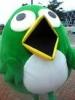 鳥栖市公式ゆるキャラ【とっとちゃん】ラジオ番組で下ネタ連発の内容