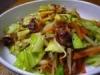 家でもシャキシャキな野菜炒めを作るための意外なコツ