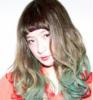《2013年トレンド》グラデーションカラーで綺麗に魅せるヘアスタイル♪