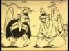 大昔の日本のアニメが発見される!絵や音楽がなんか怖いけど、意外とよく出来てる。